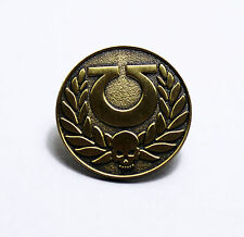 Warhammer 40k Horus Heresy Ultramarines Gold Pin Badge Forge World Event Only
