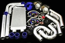 T3/T4 TWIN TURBO CHARGER KIT 800HP FOR MIT 3000GT STEALTH MAZDA RX7 300ZX
