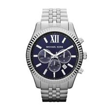 Michael Kors  Mens Lexington Chronograph Watch  Stainless Steel Braclet MK8280