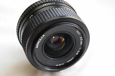 MINOLTA MD 28mm f 2.8  for mirrorless cameras  JAPAN  GREAT