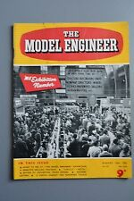 R&L Mag: Model Engineer 18 August 1955 30cc Petrol Engine/Rotary Pumps