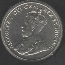 1931 CHOICE ABOUT UNCIRCULATED Canadian Nickel #1