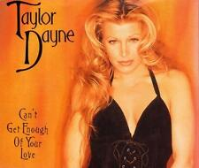 Taylor Dayne - Can't Get Enough of Your Love (4 trk CD / Listen)