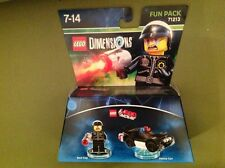 lego dimensions 71213 lego movie bad cop & police car fun pack brand new sealed