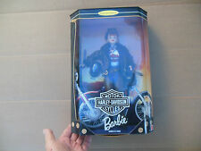 Barbie Harley-Davidson Motorcycles Second In Series 1998 NRFB New In Box #20441
