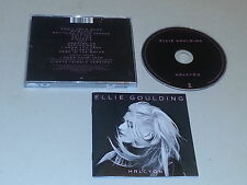 CD  Ellie Goulding - Halcyon  14.Tracks  2012  11/15