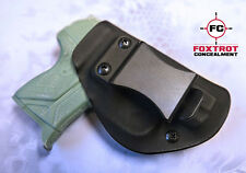Ruger LCP II IWB Concealed Carry Kydex Holster Right Hand Draw Black