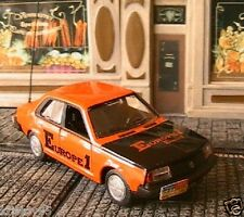 RENAULT 18 EUROPE 1 TOUR DE FRANCE 1979 NOREV 1/43 NEW TDF RADIO ORANGE & NOIRE