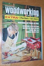 PRACTICAL WOODWORKING. 6-66. WOODTURNING.