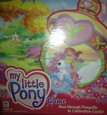MY LITTLE PONY GAME - Race through Ponyville to Celebration Castle