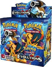 Pokemon TCG: XY Evolutions Half Booster Box