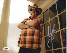 Colt Ford Dirt Road Anthem Workin' On Signed Autograph 8x10 Photo PSA DNA COA