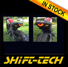 ST1150 DUCATI SCRAMBLER Fender Eliminator License  LED TURN SIGNALS + UNDERTRAY
