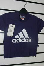 Vintage Adidas T Shirt Kids Large Print Vintage New Size 2-3 years Old