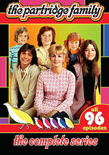 Partridge Family:The Complete Series (DVD, 2015, 8-Disc Set)