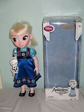 Disney Animator's Collection Elsa Doll from Frozen. 16 Inches high. In box