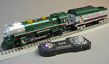 LIONEL SILVER BELL LIONCHIEF REMOTE CONTROL ENGINE & TENDER 6-30205 6-18784 NEW