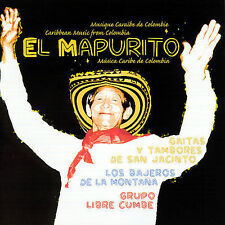 Caribbean Music From Colombia 2007 by El Mapurito Ex-library