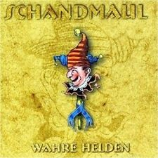 """SCHANDMAUL """"WAHRE HELDEN"""" CD MITTELALTER NEU"""
