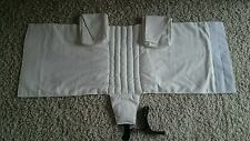 SCOUT TROOPER CUMMERBUND & POUCH SET ROTJ LANCER SPEC - STAR WARS COSTUME PROP