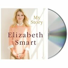 BOOK/AUDIOBOOK CD Elizabeth Smart Memoir Autobiography Kidnapping MY STORY