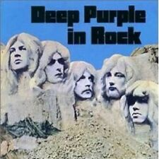 "DEEP PURPLE ""IN ROCK"" CD NEUWARE !!!"