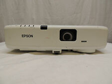 Epson PowerLite (D6155W) 3-LCD Native WXGA Wide Screen Projector, For Parts Only