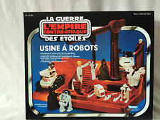 replacement vintage star wars esb kenner canada droid factory box