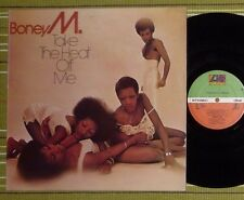 BONEY M, TAKE THE HEAT OFF ME, LP 1976 UK 1ST PRESS A1/B1 EX-/EX-
