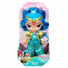 NICKELODEON SHIMMER AND SHINE TALK & SING SHINE DOLL NEW 2016