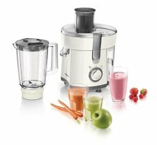 Philips 350w 2 in 1 COMPACT FRUIT JUICER + SMOOTHIE MAKER! RRP £90 HR1845 TATTY