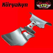 Kuryakyn Saddle Shields Heat Deflectors For H-D '99-'17 Dyna 1317