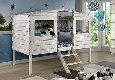 Tree House Loft Beds for Kids
