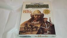 AD&D - THE HORDE boxed set TSR 1055 Forgotten Realms EXC