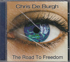 CD 11T CHRIS DE BURGH THE ROAD TO FREEDOM DE 2004 NEUF SCELLE