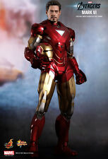 Hot Toys Avengers Promo Limited Edition Iron Man Mark VI MK6 MMS171 LE3K NRFB!