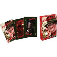 Nightmare on Elm Street Playing Cards