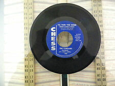 THE CORSAIRS- JAY UZZELL- SITTIN ON YOUR DOORSTEP- ILL TAKE YOU HOME- 45RPM-