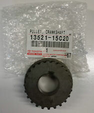 93-95 Corolla Crankshaft Timing Pulley NEW genuine Toyota OEM 13521-15020