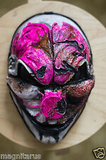 Inspired Burned Old Hoxton Reborn Payday-2 Payday the heist mask game Halloween