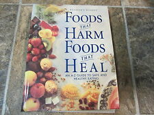 1997 HC Foods That Harm Foods That Heal, Reader's Digest Guide to Healthy Eating