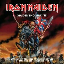 Maiden England '88 by Iron Maiden (Limited Edition Double Vinyl)