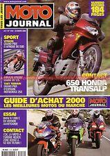 MOTO JOURNAL 1416 YAMAHA TDR 250 YZF R1 HONDA CBR 900 RR KAWASAKI ZX-9 R Ninja