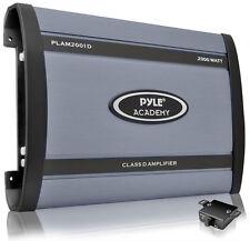 Pyle PLAM2001D Class D Monoblock Power Amplifier