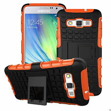 Shock Proof Heavy Duty Armour Case Cover For Samsung Galaxy S3 + Screen Guard