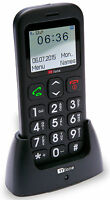TTfone Astro Big Button Mobile Phone Easy to Use Simple SOS Button Sim Free