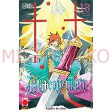 Manga - D.Gray-Man 13 - Ristampa - Panini Comics