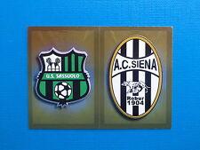 Figurine Calciatori Panini 2010-11 n.601 Scudetto Sassuolo Siena