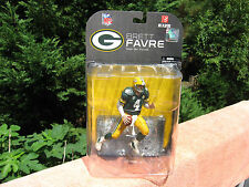 Green Bay Packers Quarterback Bret Favre McFarlane Toys Action Figure