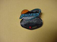 Phoenix International Raceway track hat pin- not dated.. New
